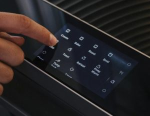 The Brava touchscreen UI is well-thought-out and trivial to learn
