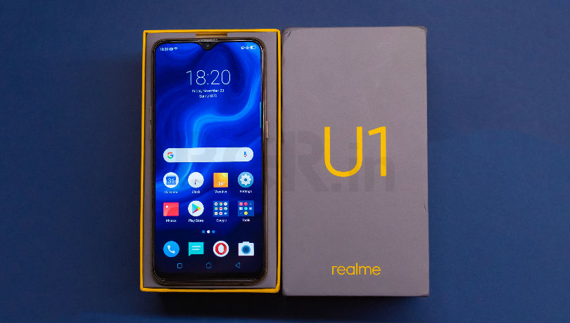 Realme U1 gets price cut in India after company becomes fourth largest brand in Q4