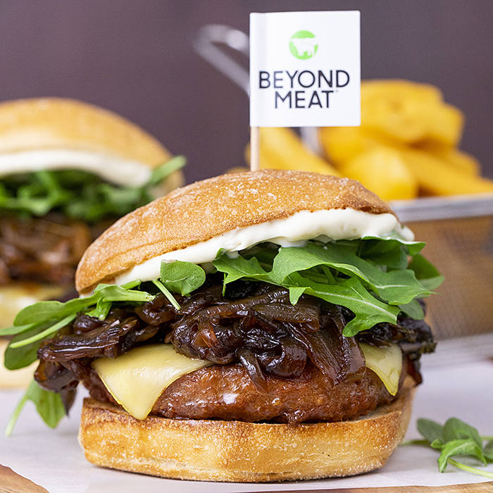 Bill Gates has recognised the trend for plant-based food by investing in Beyond Meat
