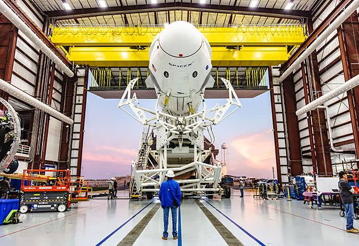 Elon Musk's SpaceX is another product of his 'risk-on' investment style